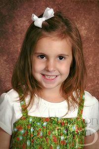 1st Grade Portrait web