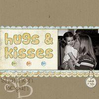 Hugs & Kisses web