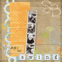 Kaleigh's New Swing web