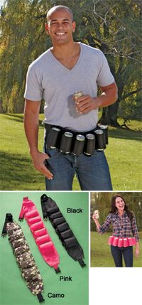 6-pack holster
