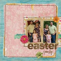 Easter Family web