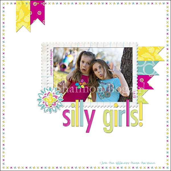 Silly Girls! web